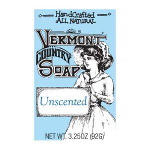 バーモントソープ Bar Soap